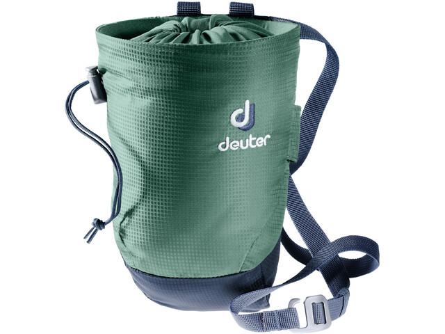 Deuter Gravity Chalk Bag II L seagreen-navy